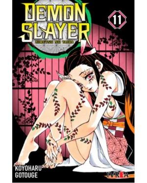 DEMON SLAYER 11 ( kimetsu no Yaiba )