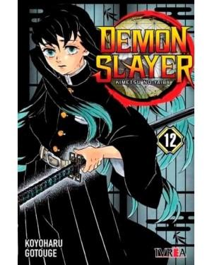 DEMON SLAYER 12 ( kimetsu no Yaiba )
