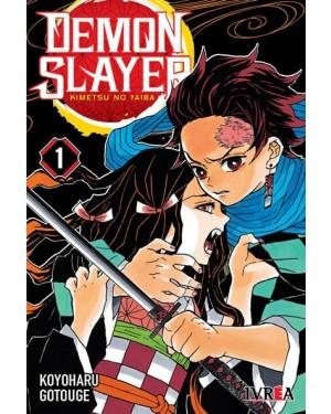 DEMON SLAYER 01 ( kimetsu no Yaiba )