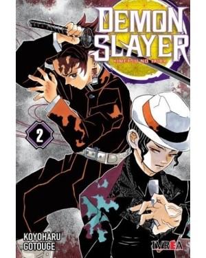 DEMON SLAYER 02 ( kimetsu no Yaiba )