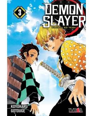 DEMON SLAYER 03 ( kimetsu no Yaiba )