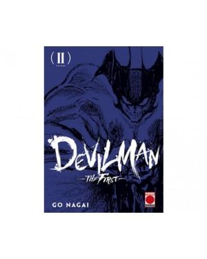 DEVILMAN: THE FIRST 02  (de 03)