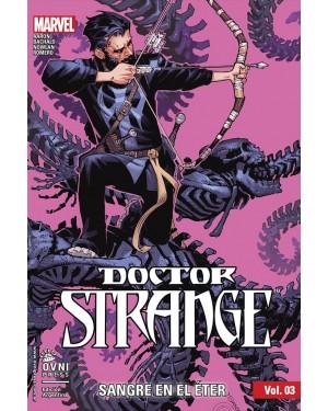 DOCTOR STRANGE VOL.3: SANGRE EN EL ÉTER