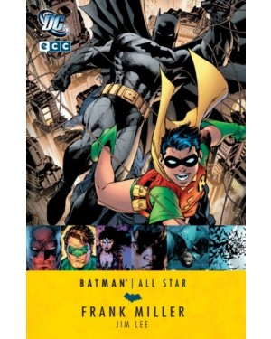 Grandes Autores de Batman:  BATMAN: ALL-STAR