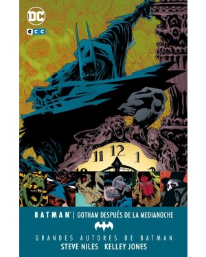 GRANDES AUTORES DE BATMAN: STEVE NILES Y KELLEY JONES - BATMAN: GOTHAM DESPUÉS DE LA MEDIANOCHE