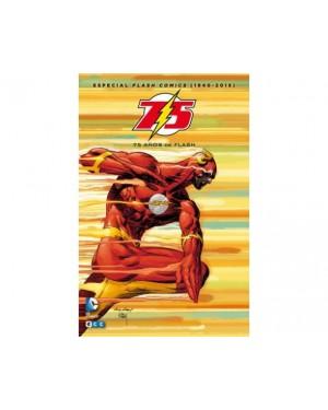 ESPECIAL FLASH COMICS (1940-2015): 75 AÑOS DE FLASH (2ª edición)