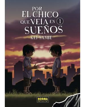 POR EL CHICO QUE VEÍA EN SUEÑOS 01  (Edición limitada con postal)