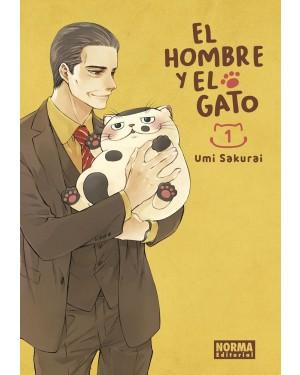 EL HOMBRE Y EL GATO 01 ¡EDICIÓN LIMITADA CON POSTAL EXCLUSIVA!