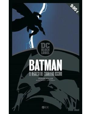 BATMAN: EL REGRESO DEL CABALLERO OSCURO (Edición DC Black Label Pocket)