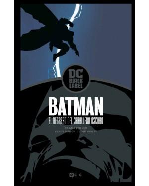 BATMAN: EL REGRESO DEL CABALLERO OSCURO (Edición DC Black Label)