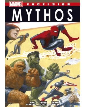MARVEL EXCELSIOR 08:  MYTHOS