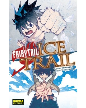 FAIRY TAIL ICE TRAIL     (NÚMERO ÚNICO)
