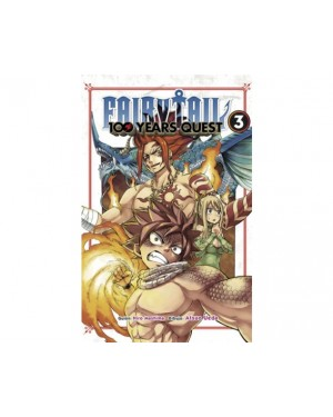 FAIRY TAIL 100 YEARS QUEST 03