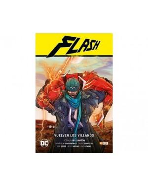 Flash de Joshua Williamson vol. 03: Vuelven los villanos
