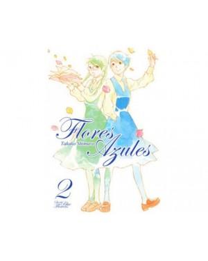 Flores Azules 02   (de 08)