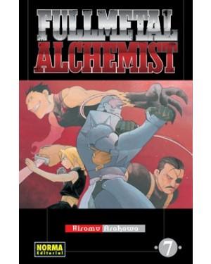 FULLMETAL ALCHEMIST 07    (de 27)