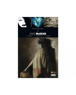 Grandes autores de VERTIGO: DAVE MCKEAN