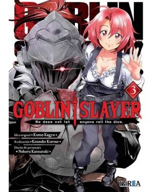 GOBLIN SLAYER 03    (ivrea Argentina)