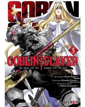 GOBLIN SLAYER 05   (ivrea Argentina)