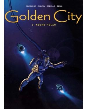GOLDEN CITY 03:  NOCHE POLAR