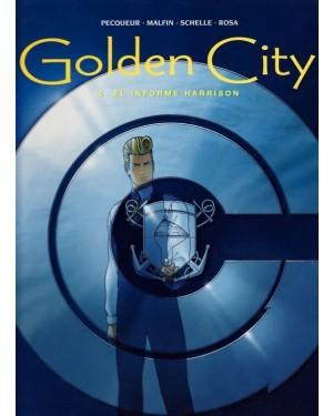GOLDEN CITY 05:  EL INFORME HARRISON