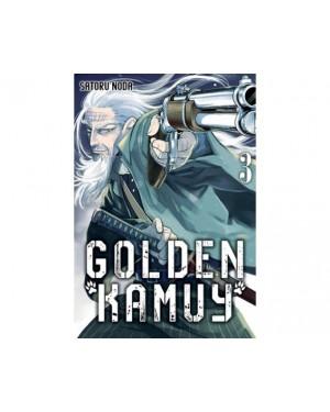 GOLDEN KAMUY 03