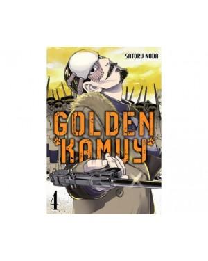 GOLDEN KAMUY 04