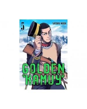 GOLDEN KAMUY 05