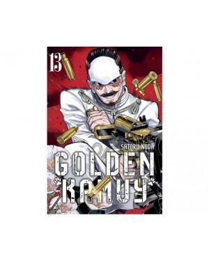 GOLDEN KAMUY 13