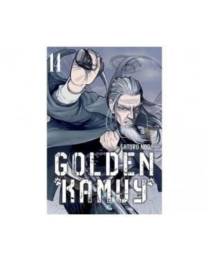 GOLDEN KAMUY 14