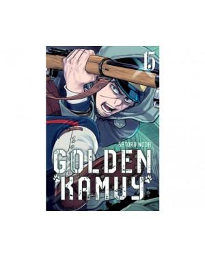 GOLDEN KAMUY 15
