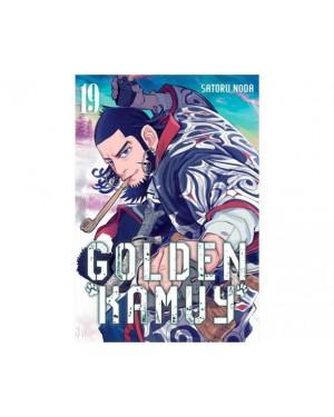 GOLDEN KAMUY 19