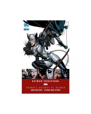 Grandes Autores de BATMAN: Ann Nocenti y Ethan Van Sciver – BATMAN / CATWOMAN: RASTRO DE PÓLVORA