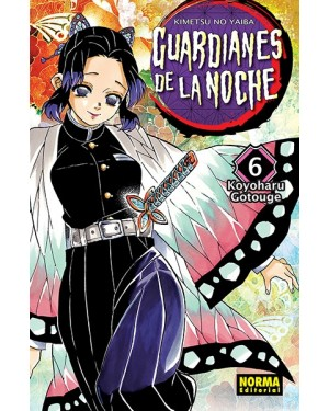 GUARDIANES DE LA NOCHE 06 ( kimetsu no Yaiba )