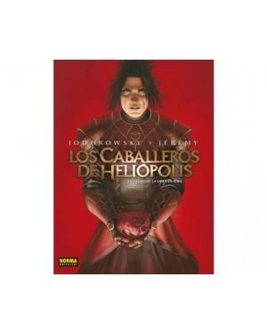 LOS CABALLEROS DE HELIÓPOLIS 03: RUBEDO, LA OBRA EN ROJO  (de 04)
