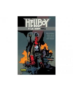 HELLBOY 19. HELLBOY Y LA AIDP 1952