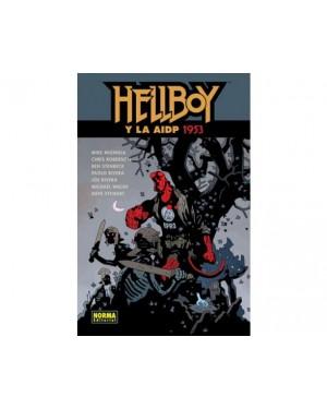 HELLBOY 20. HELLBOY Y LA AIDP 1953