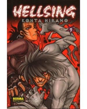 HELLSING 09  (de 10)