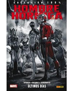 Colección 100% Marvel: HOMBRE HORMIGA 02: ÚLTIMOS DÍAS