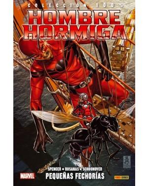 Colección 100% Marvel: HOMBRE HORMIGA 03: PEQUEÑAS FECHORIAS
