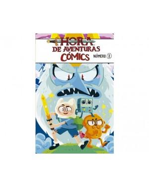 HORA DE AVENTURAS CÓMICS 02