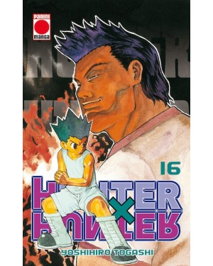 HUNTER x HUNTER  16