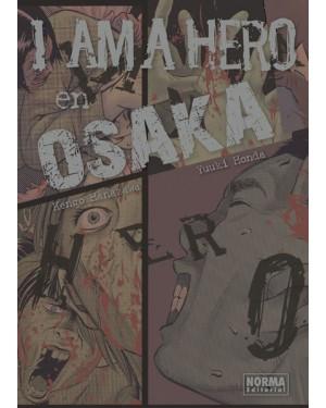 I AM A HERO EN OSAKA     (NÚMERO ÚNICO)