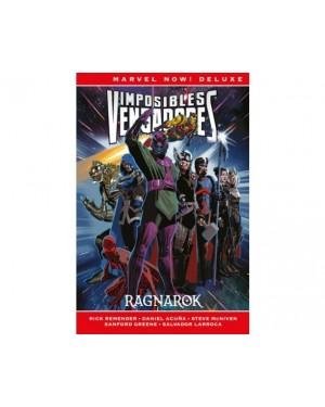 Marvel now! deluxe:  IMPOSIBLES VENGADORES 02: RAGNAROK
