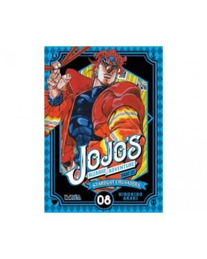 JOJO'S BIZARRE ADVENTURE. PARTE 3: STARDUST CRUSADERS 08