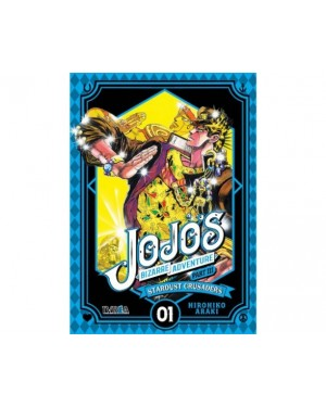 JOJO'S BIZARRE ADVENTURE. PARTE 3: STARDUST CRUSADERS 01