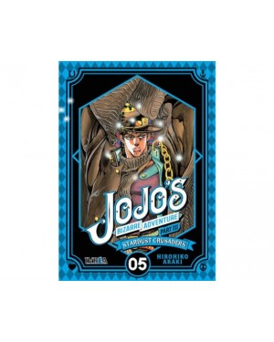 JOJO'S BIZARRE ADVENTURE. PARTE 3: STARDUST CRUSADERS 05