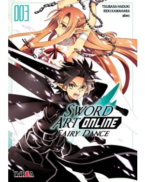 Sword art Online: Fairy Dance PACK (1 y 3)