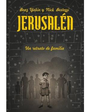 JERUSALEN: UN RETRATO DE FAMILIA (RÚSTICA)