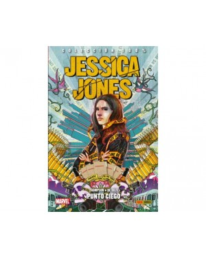 JESSICA JONES 04: PUNTO CIEGO
